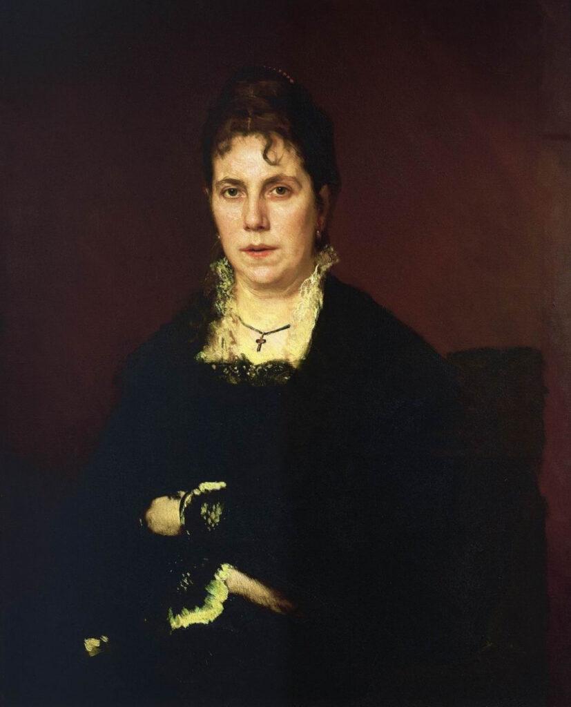 жена Крамского И. Н. София