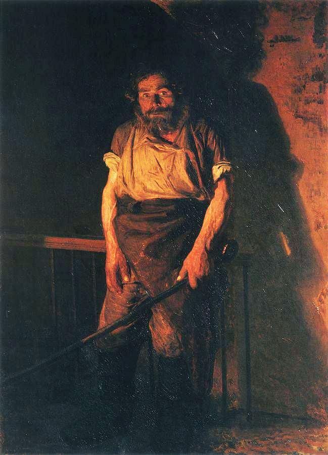 картина Ярошенко